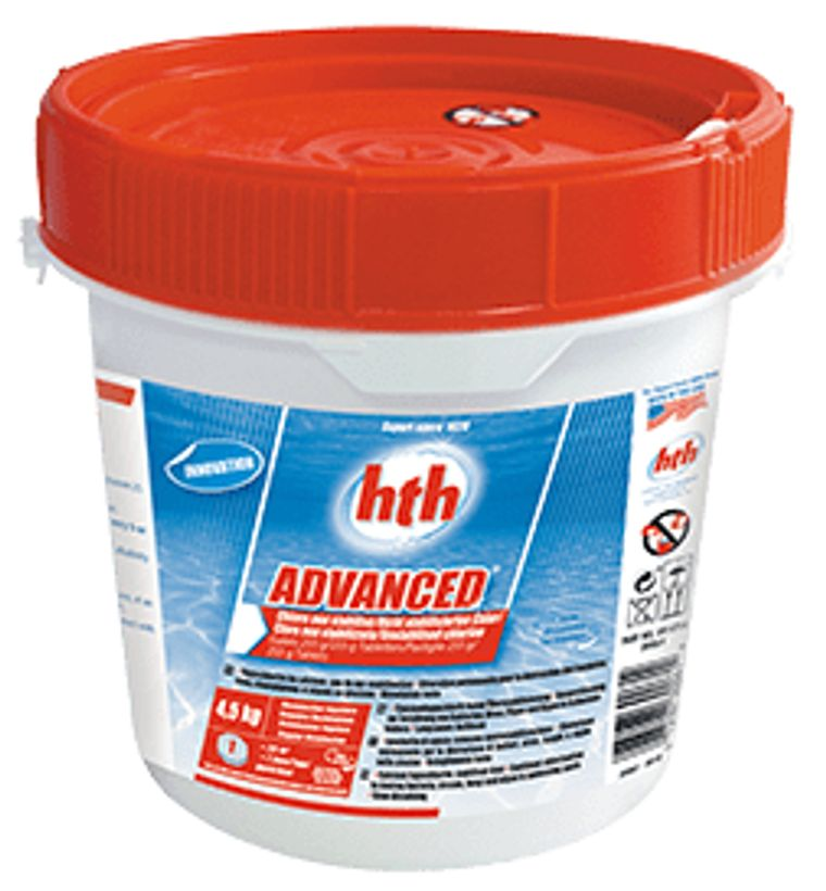 HTH ADVANCED GALET 255gr A DISSOLUTION LENTE