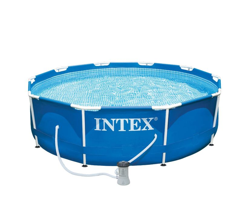 Piscine intex metal frame 3 05x0 76 cash piscines for Avis cash piscine